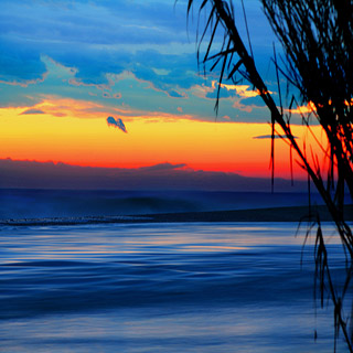 East Beach Sunset