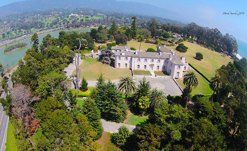 Huguette Clark's estate Bellosguardo