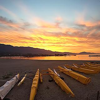 West Beach Sunrise