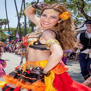 Solstice Parade 2016 Part 2
