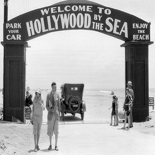 Hollywood by the Sea