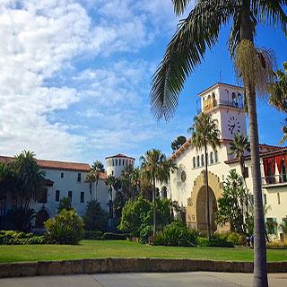 Santa Barbara Court House