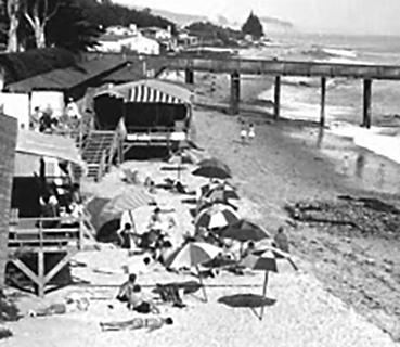 The Montecito Pier